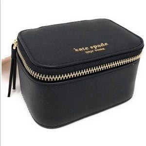 Kate Spade Jewelry Case Cameron Black